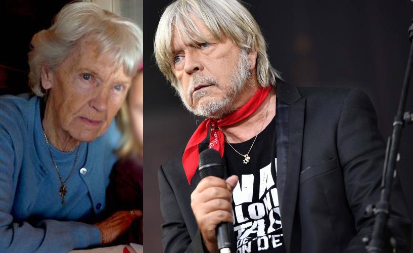 Mort de Solange Séchan, la mère du chanteur à 95 ans — Renaud