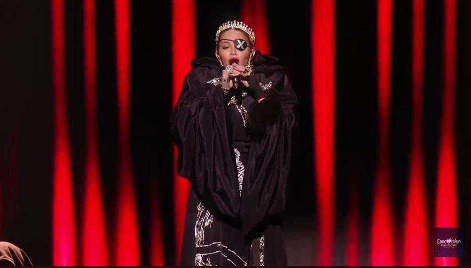 Les Islandais de Hatari hués pour leurs banderoles pro-palestiniennes — VIDÉOS | Eurovision