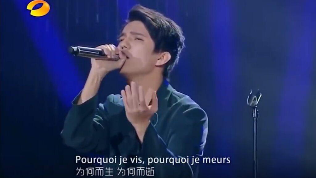 Sa Version Magistrale De Sos D Un Terrien En Détresse A Conquis La Toile Vidéo Music Covers Creations
