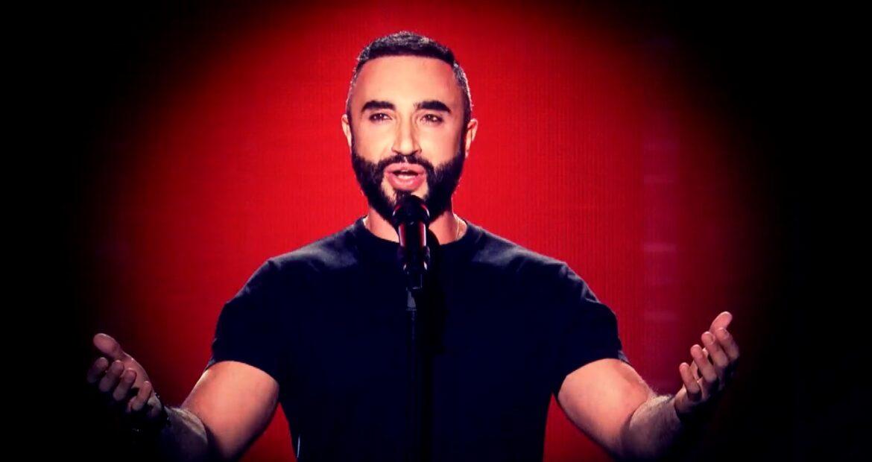 Matteo émeut les coachs de The Voice en reprenant un grand classique lyrique (Vidéo)