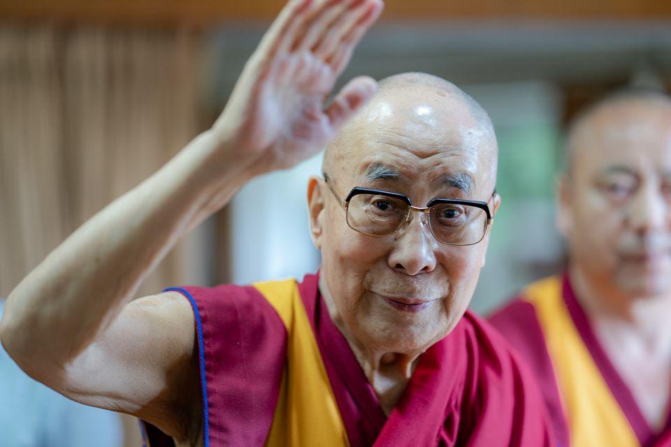 Le Dalaï-lama dévoile un extrait de son premier album