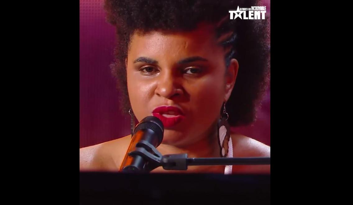 La France A Un Incroyable Talent Luan Pommier Fait Chavirer Le Jury Video Music Covers Creations